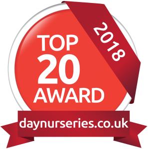 Day Nursery.com Award 2018