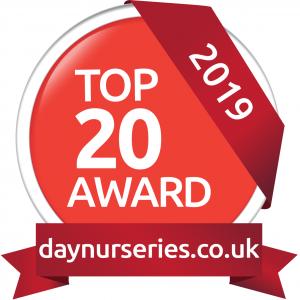 Day Nursery.com Award 2019